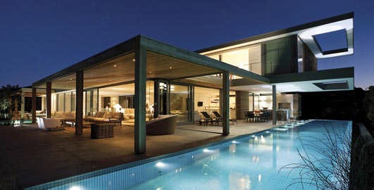 Plettenberg Bay Residence design by SAOTA Architects
