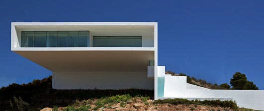 New House in Spain - Residential Designs