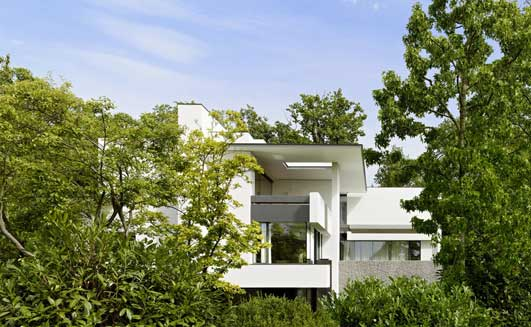 New House in Stuttgart