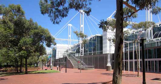 Sydney Exhibition Centre Building