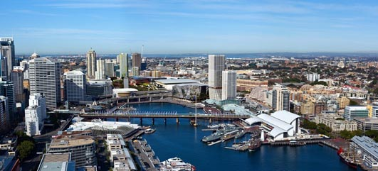 Darling Harbour Buildings