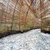 CICADA Urban Acupuncture Taiwan Taipei City Bamboo Structure Building