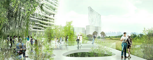 Taichung City Cultural Center Design