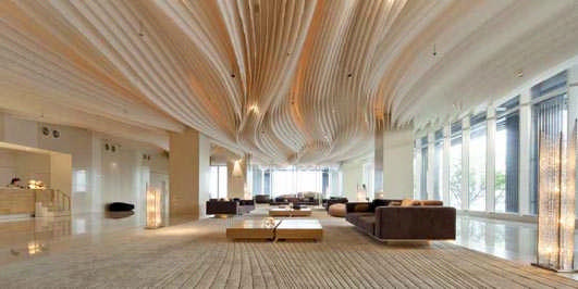 Hilton Pattaya Hotel Building Design