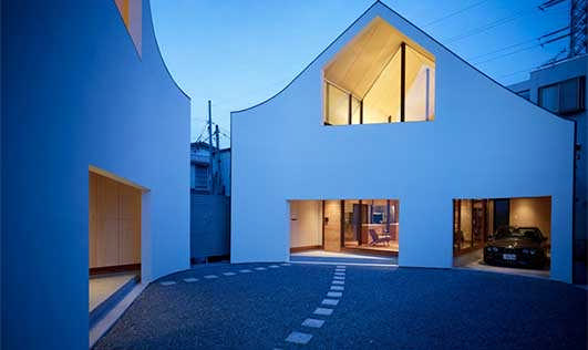 A House Made of Two Japan