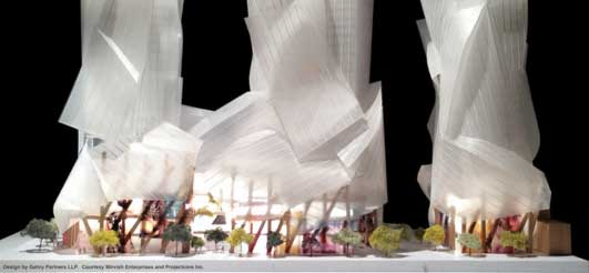 Mirvish+Gehry Toronto - Building Designs of 2013