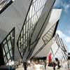 Royal Ontario Museum Toronto design by Daniel Libeskind Architect
