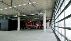Firehouse of Palma de Mallorca