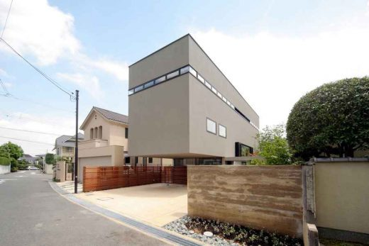 House in Senri - Osaka residence