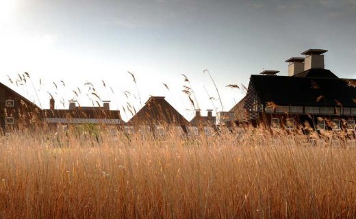 Snape Maltings Concert Hall Building