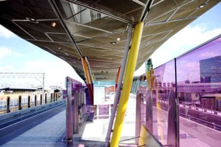 Stratford DLR Station London Building