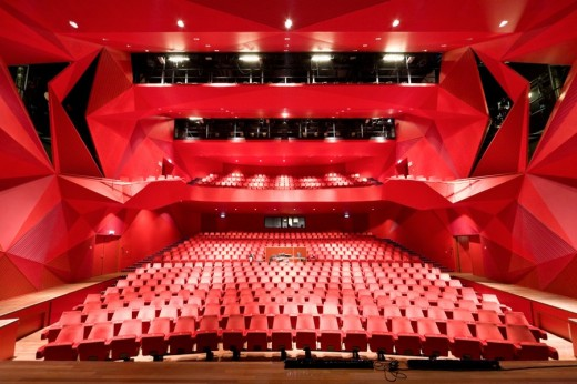 Holland Agora Theatre 1