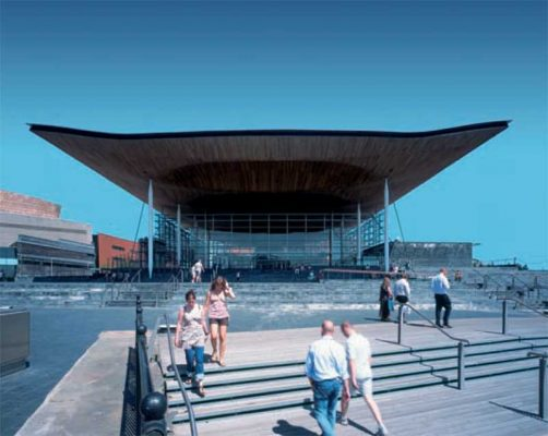 National Assembly for Wales Building