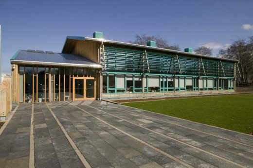 Forestry Commission Building - Smithton Offices +  Workshops