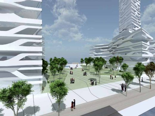 Lighthouse - Aarhus Harbour Competition