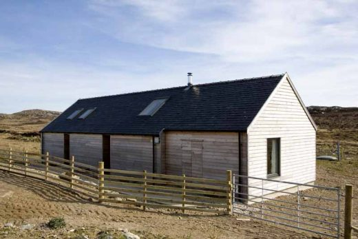 Isle of Coll byre property
