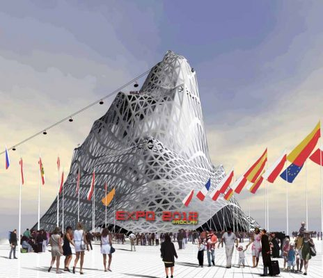 Wroclaw Architecture, Poland Expo 2012 building image by Nitropix