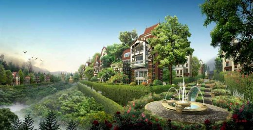 Royal Mount Taiwan - Taipei Residential Development