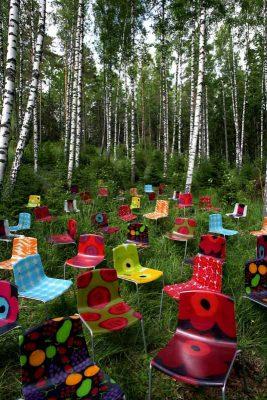 Schmidt Hammer Lassen Furniture: Flakes Chair