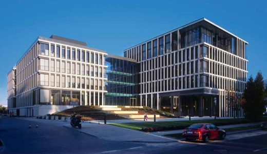 Spectra Building Warsaw Offices