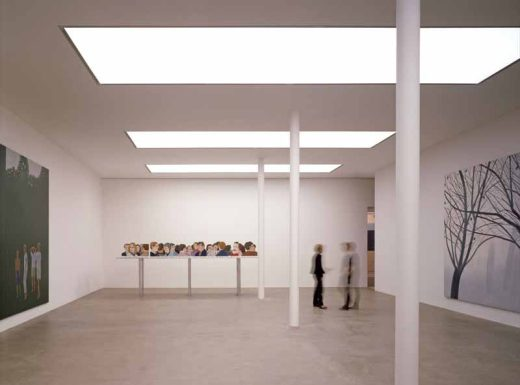 Timothy Taylor Gallery Mayfair Art space