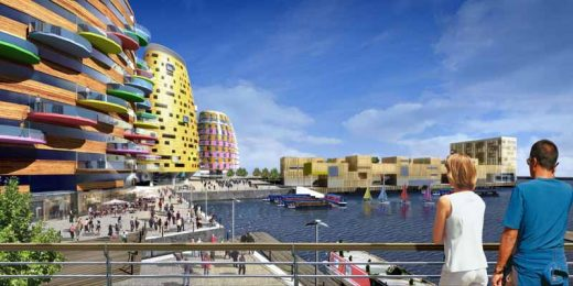 Middlehaven development, BioRegional Quintain