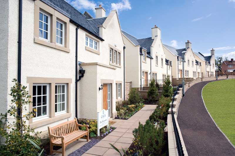 Briery Meadows Haddington - Scotland Designing Places Awards Shortlisted 2008