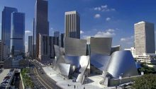 Walt Disney Concert Hall Los Angeles by Frank Gehry