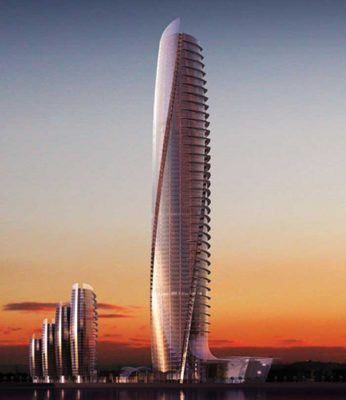KPT Tower Karachi Skyscraper building design