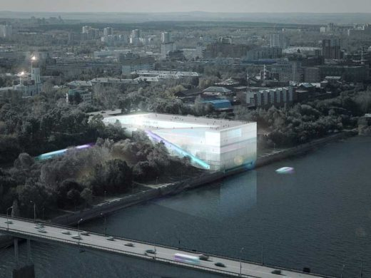 Perm Museum Architecture Competition