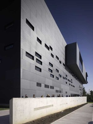 Newcastle College - Music Performing Arts + Media Centre