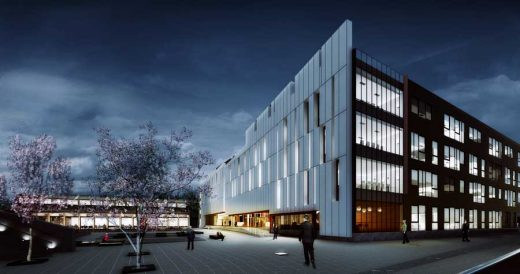 Forthside Offices - Stirling Building Development