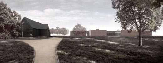 Oxfordshire House - David Chipperfield home