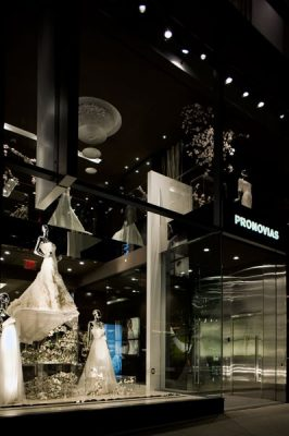 Pronovias Store Fifth Avenue NYC outlet