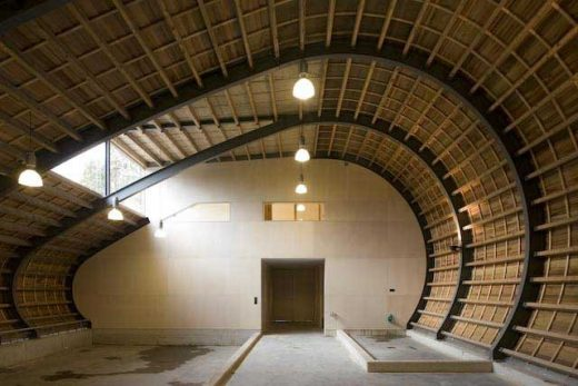 Almere Sheep Stable building Holland
