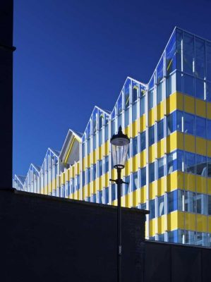 Yellow Building London, Notting Hill offices