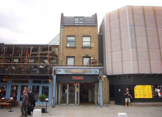 Young Vic Theatre, London Southwark building