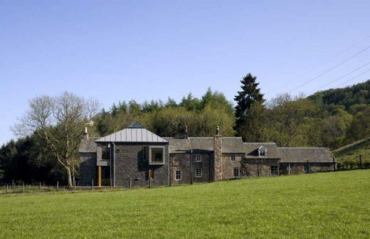 Braefoot House Dumgoyne Pproperty, Campsie Fells
