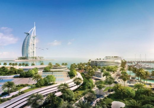 Jumeirah Beach Resort Dubai
