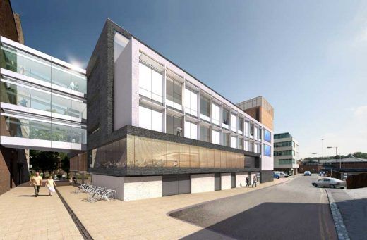 University of Bedfordshire, New Luton Campus by RMJM