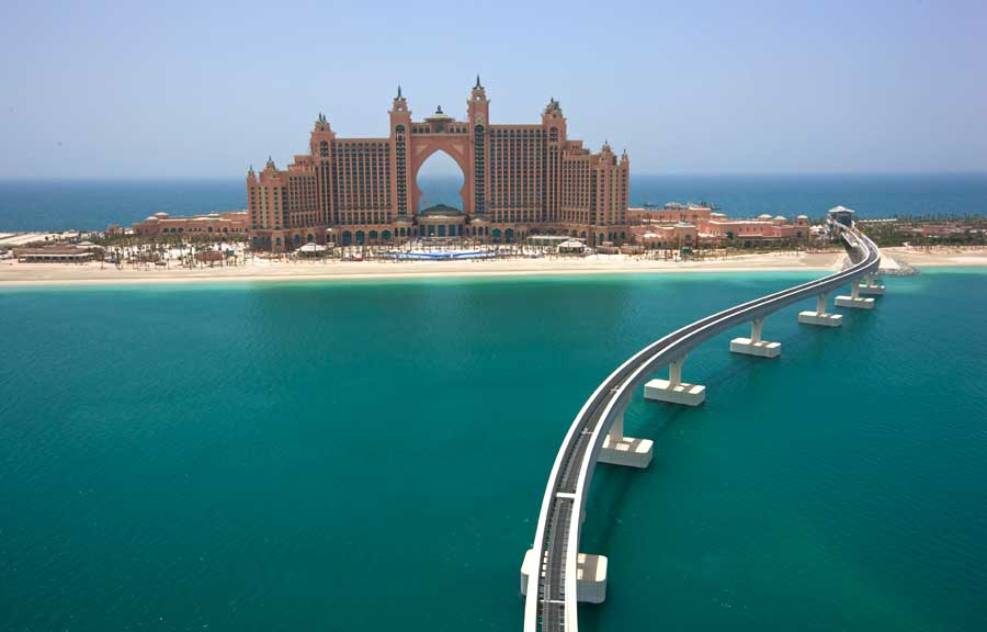Atlantis Hotel The Palm Dubai E Architect
