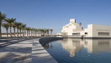 Museum of Islamic Art Park - Doha Landscape