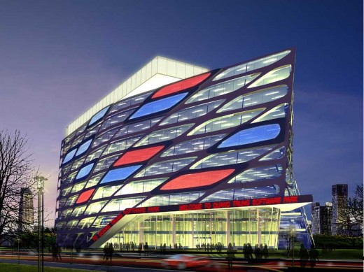Lac Trung Software City, Ho Chi Minh - e-architect