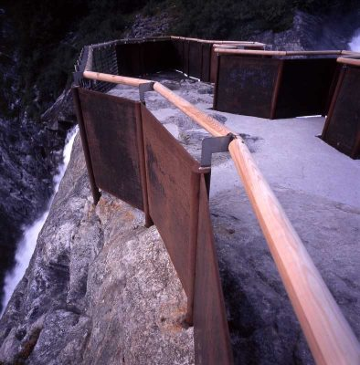Videseter Railings, Mountain Road Project Sognefjell