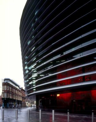 Curve Leicester Building: Performing Arts Centre