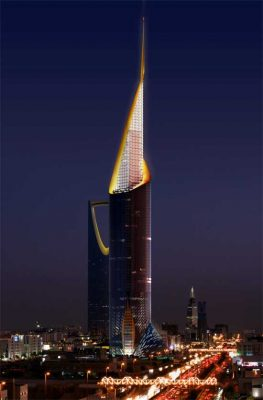 Alrriyadh Ritz Carlton Tower, Saudi Arabia