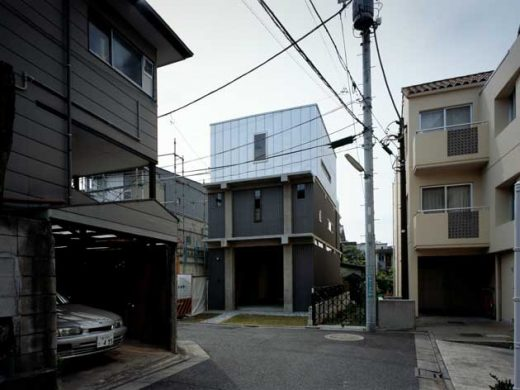 Column and Slab House in Japan