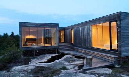 Cabin Inside-Out, Norway - Norwegian Summerhouse