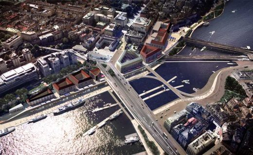 Slussen Bridge Competition