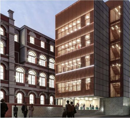 Evelina Children's Hospital London Expansion Hawkins\Brown Architects